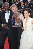 Cate Blanchett et America Ferrera et Djimon Hounsou Photographie stock libre de droits