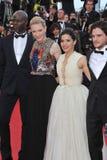 Cate Blanchett et America Ferrera et Djimon Hounsou et Kit Harington Photo libre de droits