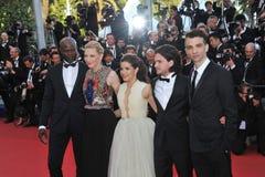 Cate Blanchett et America Ferrera et Djimon Hounsou et Kit Harington et Jay Baruchel Photo libre de droits