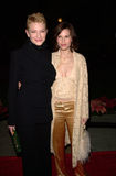 Cate Blanchett,Hilary Swank Royalty Free Stock Photos