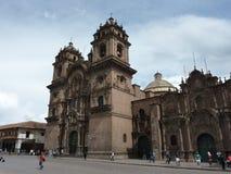 Catedral。 库存照片