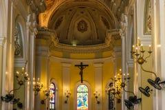 Catedral圣胡安包蒂斯塔 免版税库存图片