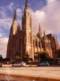 Catedral阿根廷照片Cielo 库存图片