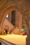 Catedral única de Liverpool Imagen de archivo
