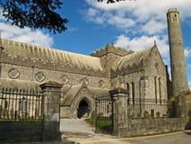 Catedral 09 del St. Canices Imagenes de archivo
