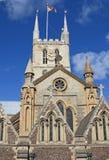 Catedral 3 de Southwark imagem de stock
