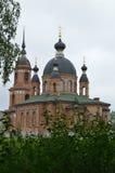 Catedral fotografía de archivo libre de regalías