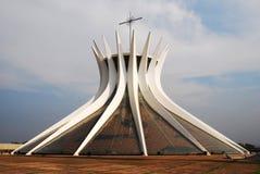 Catedral Stock Foto's
