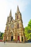 A catedral Fotos de Stock Royalty Free