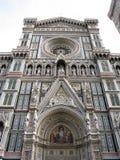Catedral 5 de Florencia imagen de archivo
