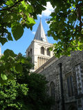 Catedral 5 de Rochester Imagens de Stock