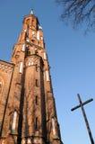 Catedral Fotografia de Stock