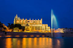 A catedral Imagens de Stock