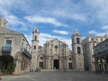Catedral 免版税库存图片