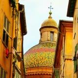 A catedral, agradável Foto de Stock Royalty Free