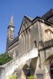 Catedral anglicana, ciudad de piedra, Zanzibar, Tanzania Imagen de archivo libre de regalías