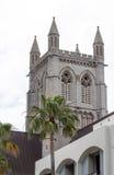 Catedral anglicana en Hamilton Fotografía de archivo