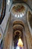 Catedral antigua Imagen de archivo libre de regalías