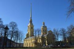 Catedral antigua Imágenes de archivo libres de regalías