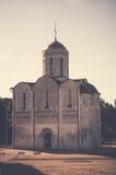 Catedral antigua rusa Fotografía de archivo