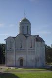 Catedral antigua rusa Fotografía de archivo libre de regalías