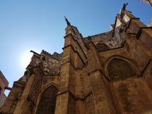 Catedral ao céu Foto de Stock