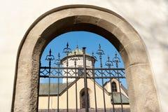 Catedral armenia Fotos de archivo