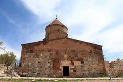 Catedral armenia en Van City, Turquía Foto de archivo