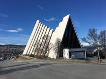 A catedral artctic Foto de Stock Royalty Free