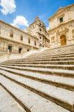 Catedral barroca de Noto Syracuse Fotografía de archivo