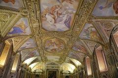 Catedral basílica da suposição de Maru de Saint no céu - Gaeta, Itália Imagem de Stock Royalty Free