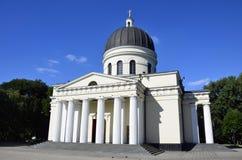 Catedral blanca Imagen de archivo libre de regalías