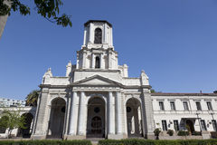 Catedral Castrense, Providencia, Santiago de Chile Royalty Free Stock Images