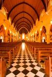 Catedral católica Foto de archivo
