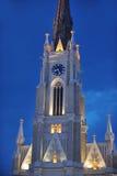 Catedral católica Imagenes de archivo