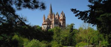 A catedral católica de Limburgo Imagens de Stock Royalty Free