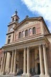 Catedral católica em Barcelona Fotografia de Stock