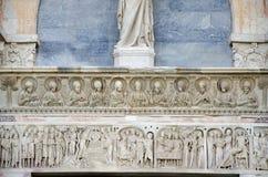 Catedral Catedral de Pisa, Italia de Pisa Fotos de archivo libres de regalías
