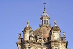 Catedral centenaria fotografía de archivo