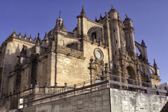 Catedral centenaria Fotos de archivo
