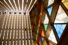 Catedral Christchurch do cartão Imagens de Stock