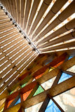 Catedral Christchurch do cartão Imagem de Stock Royalty Free