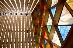 Catedral Christchurch do cartão Imagem de Stock