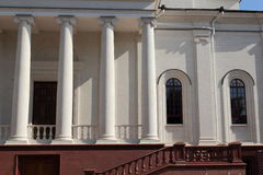 Catedral cristiana Imagen de archivo
