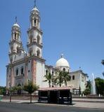catedral culiacan de arkivfoto