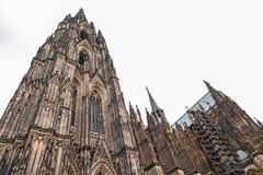 Catedral da água de Colônia Imagem de Stock Royalty Free