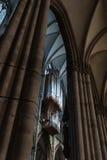 Catedral da água de Colônia, Alemanha Fotos de Stock Royalty Free