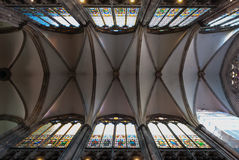 Catedral da água de Colônia, Alemanha Fotografia de Stock