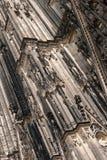 Catedral da água de Colônia, Alemanha Imagens de Stock Royalty Free