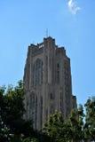 Catedral da aprendizagem imagem de stock royalty free